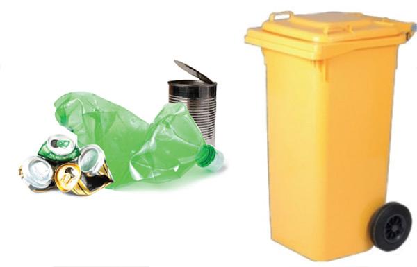 Commercianti plastica e metalli