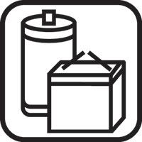 Pile usate, batterie ed accumulatori di piombo (solo provenienza domestica)